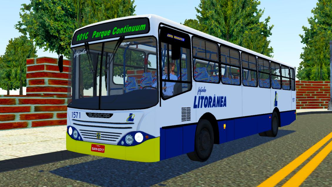 Mod do Urbanuss 98 OF-1721 para Proton Bus Simulator