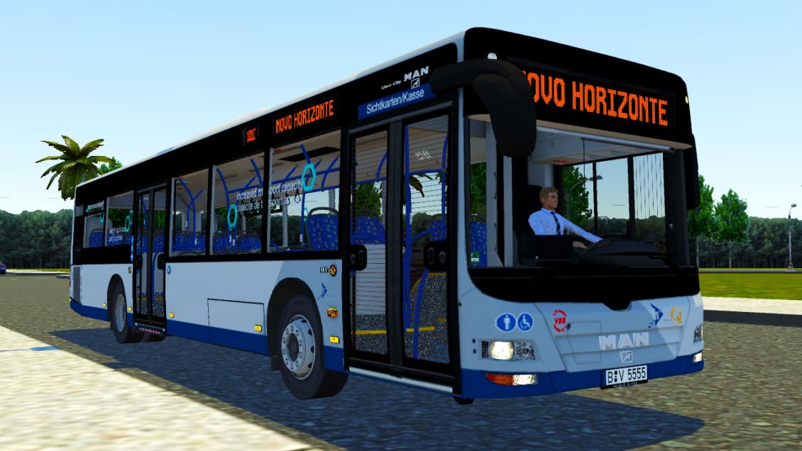 Mod do Man Lions para Proton Bus Simulator