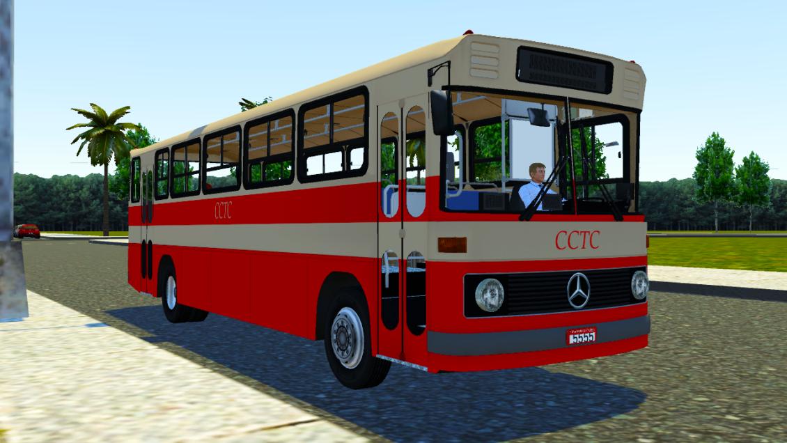 Mod do MB MonoBloco O-364 para Proton Bus Simulator