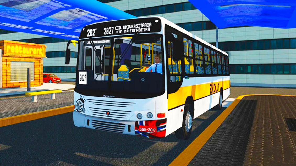 Mod do Torino 1999 VW 16.210 CO para Proton Bus Simulator
