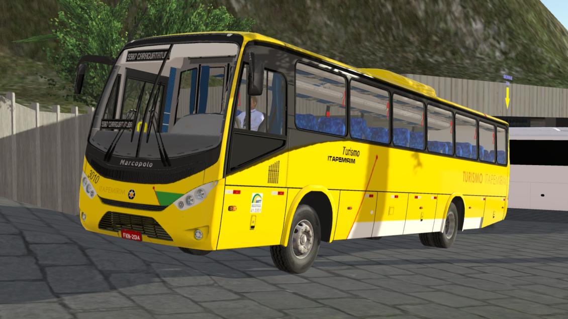Proton Bus Simulator Road: Ideale 770 – Itapemirim Turismo (Download)