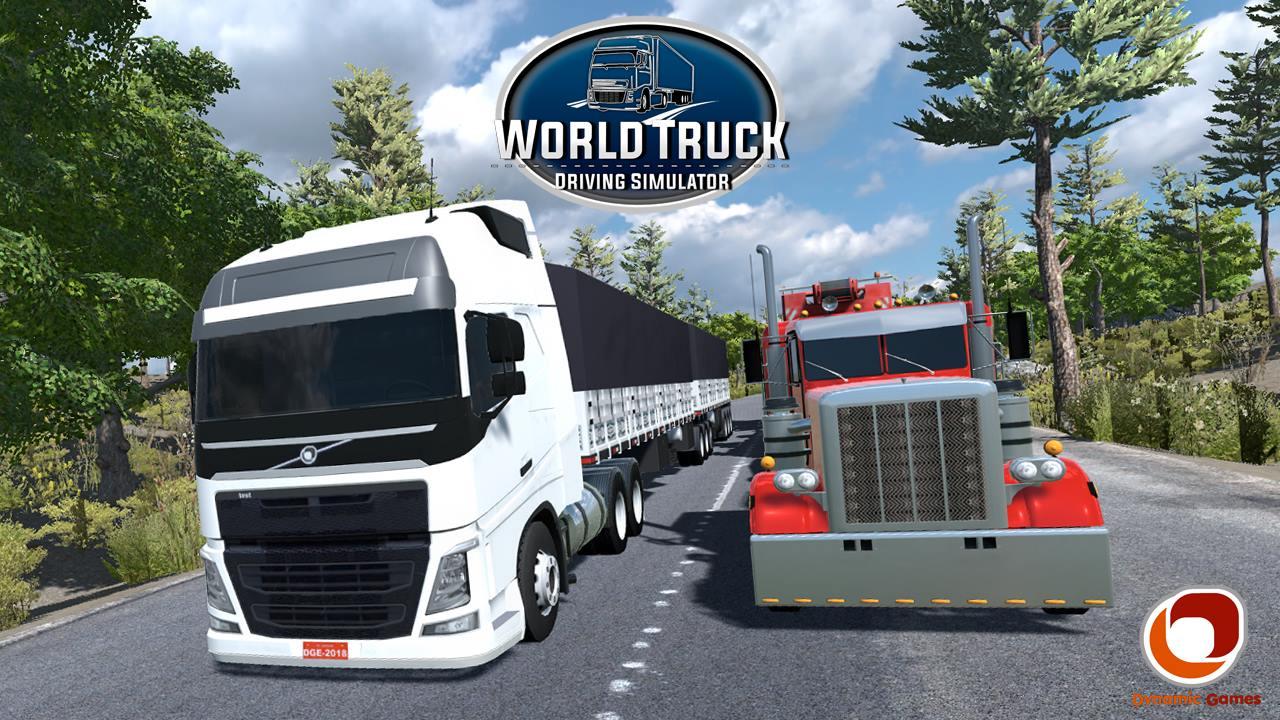 World Truck Driving Simulator: Download