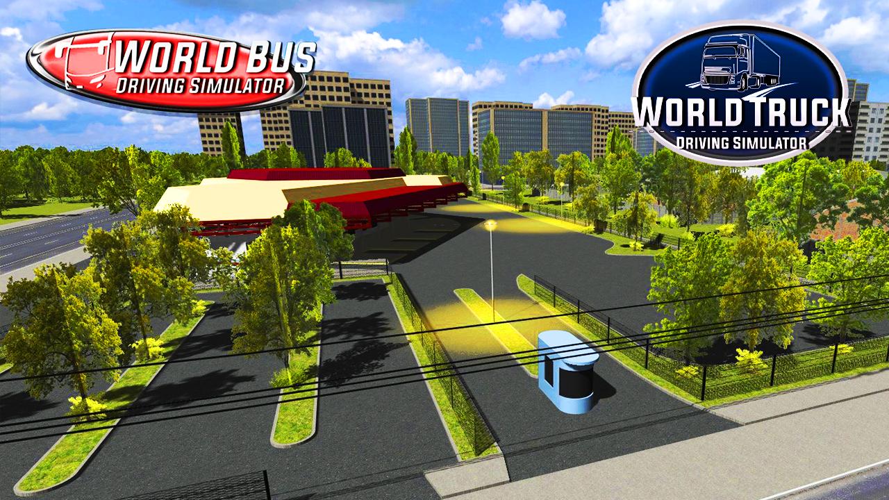 Atualização do World Truck traz nova cidade, update para World Bus deve chegar em breve