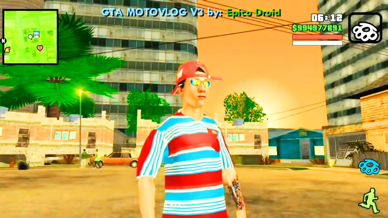 BAIXAR GTA MOTOVLOG V20: LITE (ANDROID)