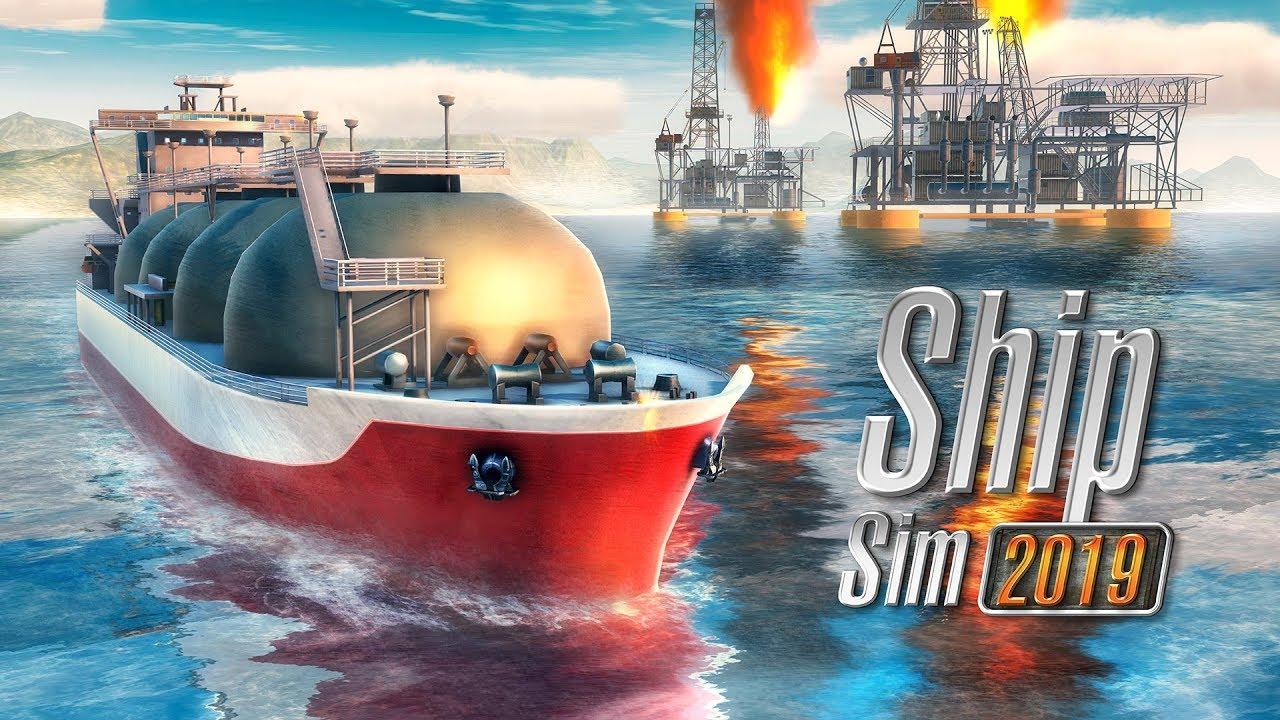 Ship Sim 2019: Novo Simulador de Navios para Android e iOS!