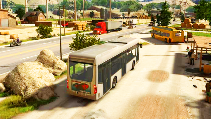 Bus Driving 2019: Novo Simulador de Ônibus Urbano para  PC (Steam), PS4 e XBOX One