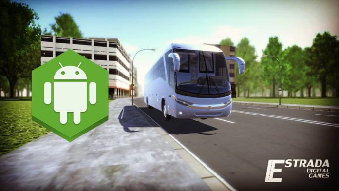 Estrada Bus Simulator: Primeira Alpha para Android (Download)