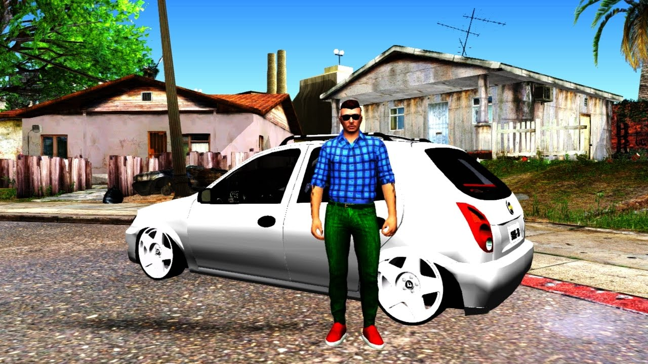 GTA Modificado BRASIL para ANDROID (DOWNLOAD)