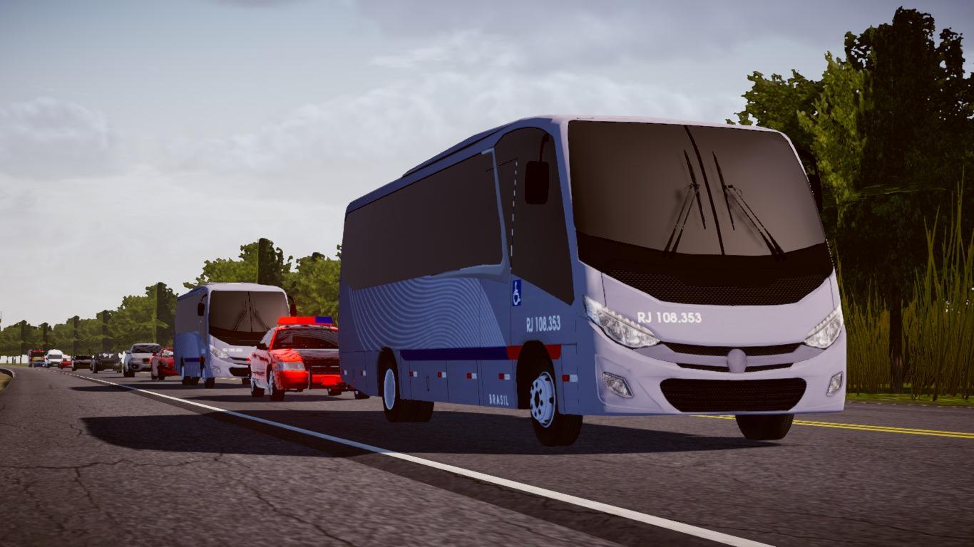 SAIU! Atualização Proton Bus Road: Eventos aleatórios, Novo Ônibus, e Nova Linha! (Download)