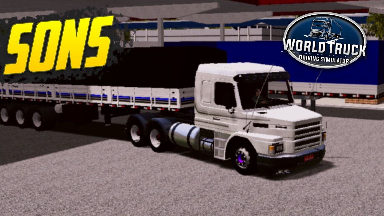 Pack de Sons para Scania 113H – World Truck Driving Simulator