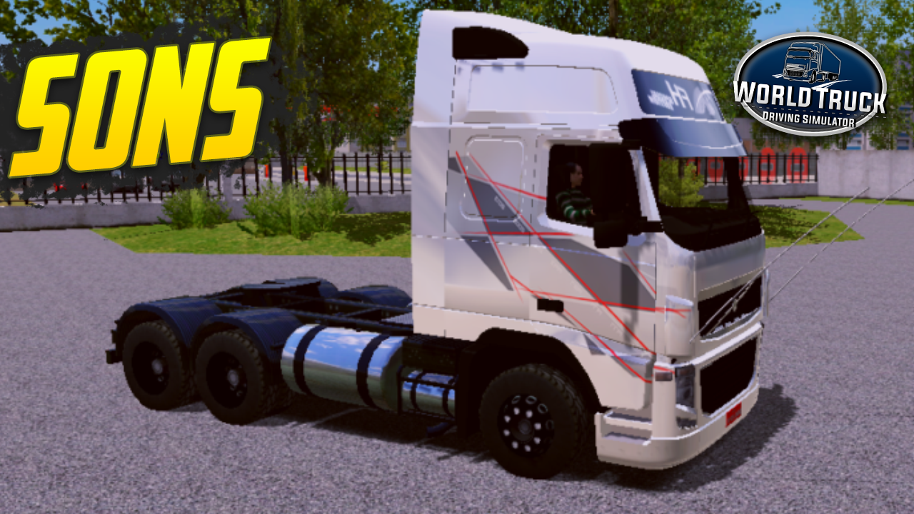 Pack de Sons para Volvo FH – World Truck Driving Simulator