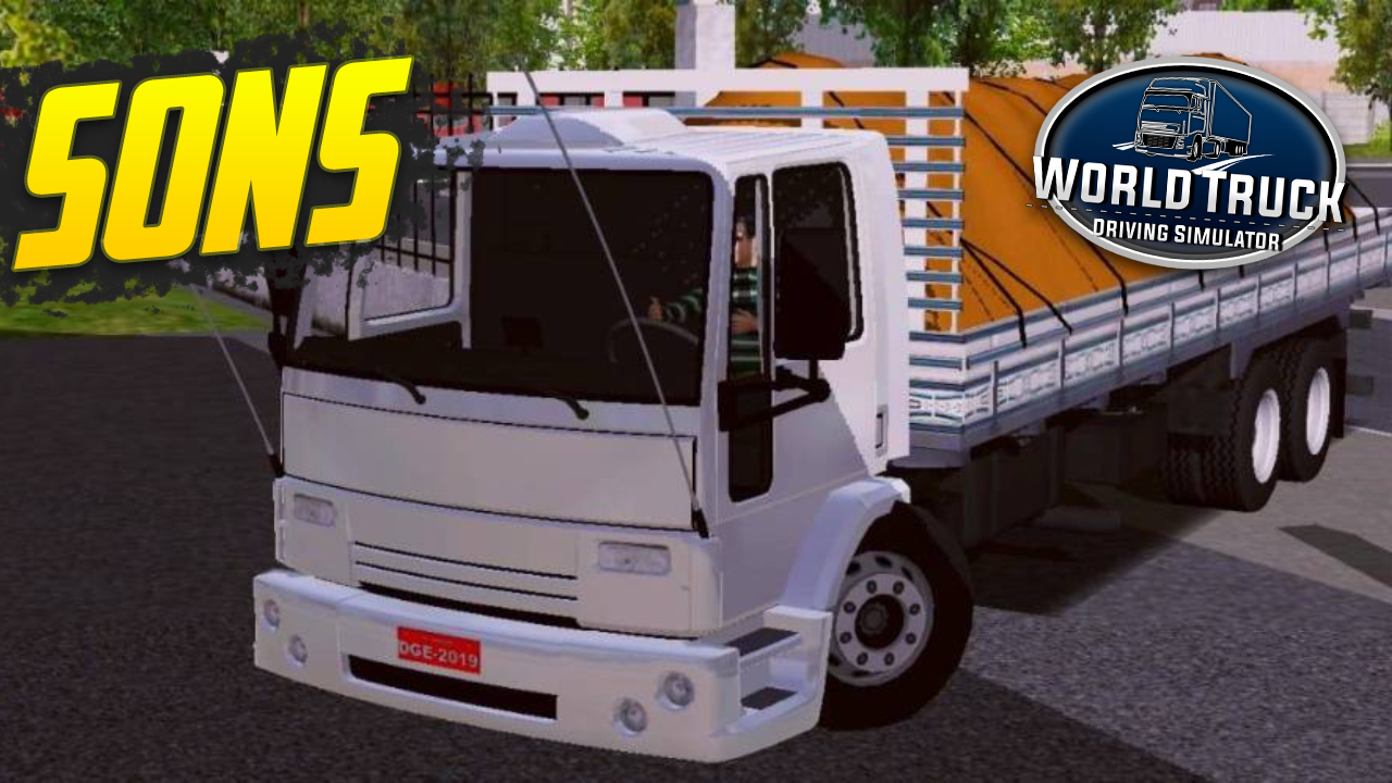 Pack de Sons para Ford Cargo – World Truck Driving Simulator