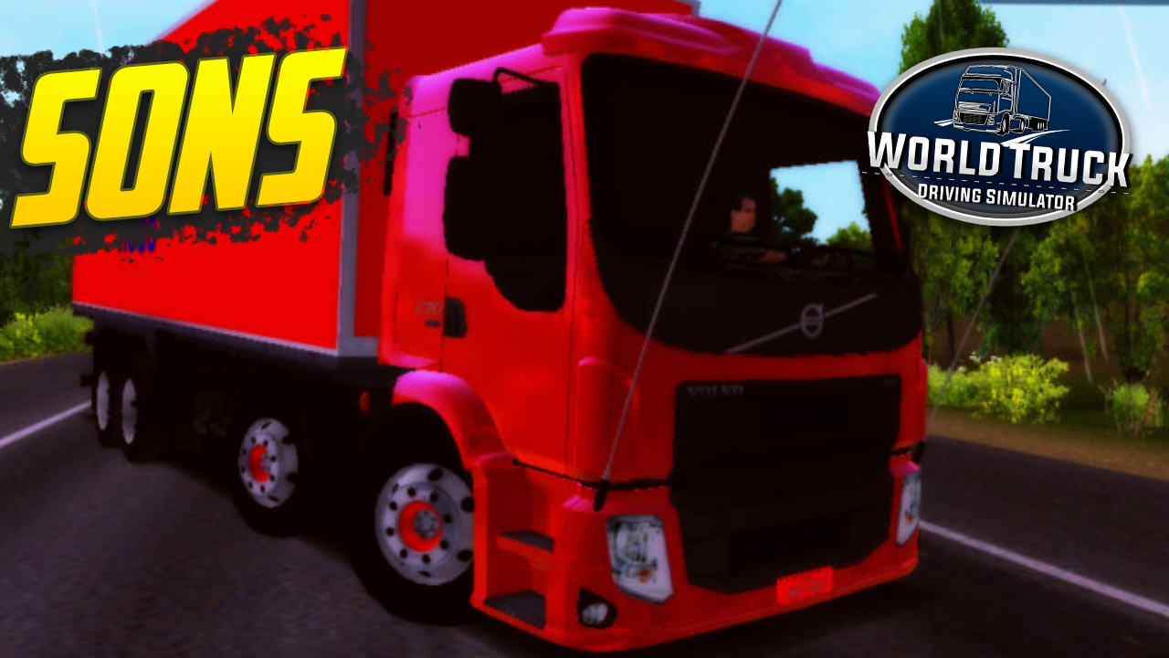 Pack de Sons para Volvo VM – World Truck Driving Simulator
