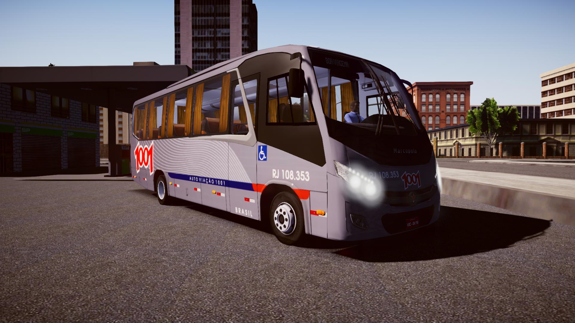 Proton Bus Simulator Road: New Senior – Skin 1001 (Download)