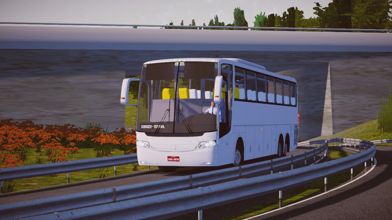 Atualização Proton Bus Road: Expansão do mapa (Imagens)