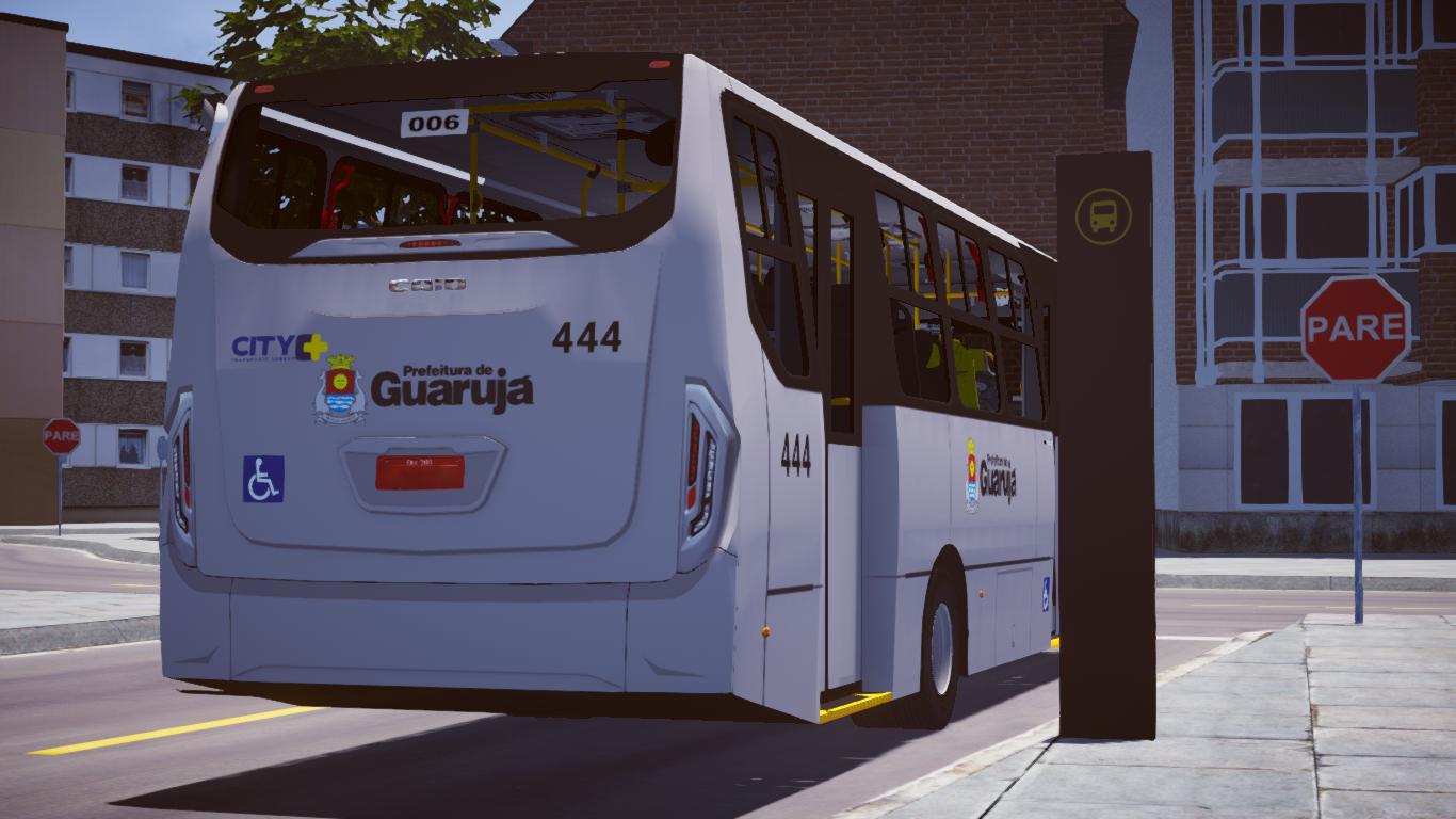 Mod do Caio F2400 9.160 OD Euro V para Proton Bus Simulator