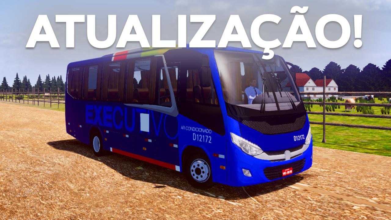 Nova Atualização do Proton Bus Road está disponível para Android, no Google Play!