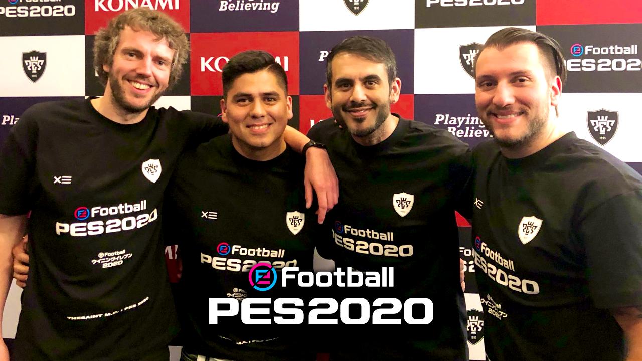 eFootball PES 2020 na E3 2019 - Vazamentos, especulações e tudo que