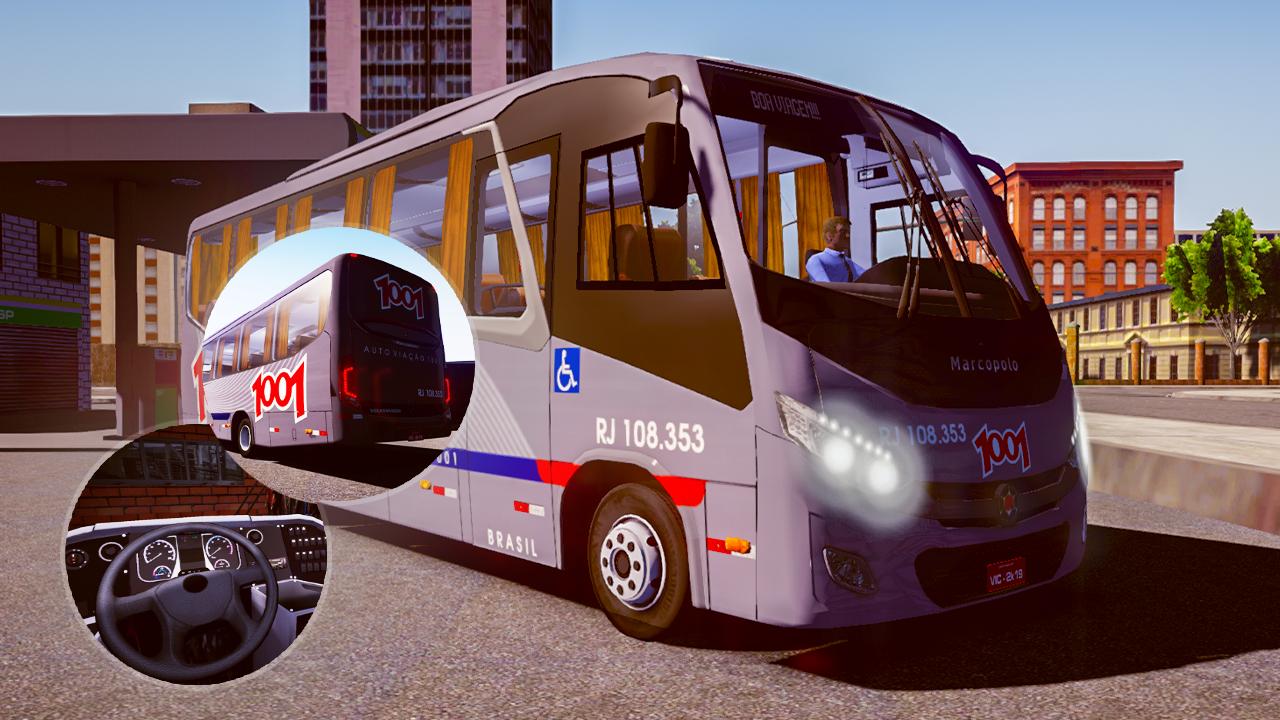 Atualização Proton Bus Road (23A): Correções da última versão! (Download)