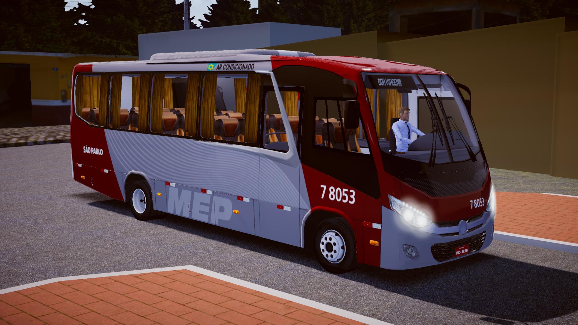 Proton Bus Road Lite: Novo Jogo de Ônibus Rodoviário para Android! (Download)