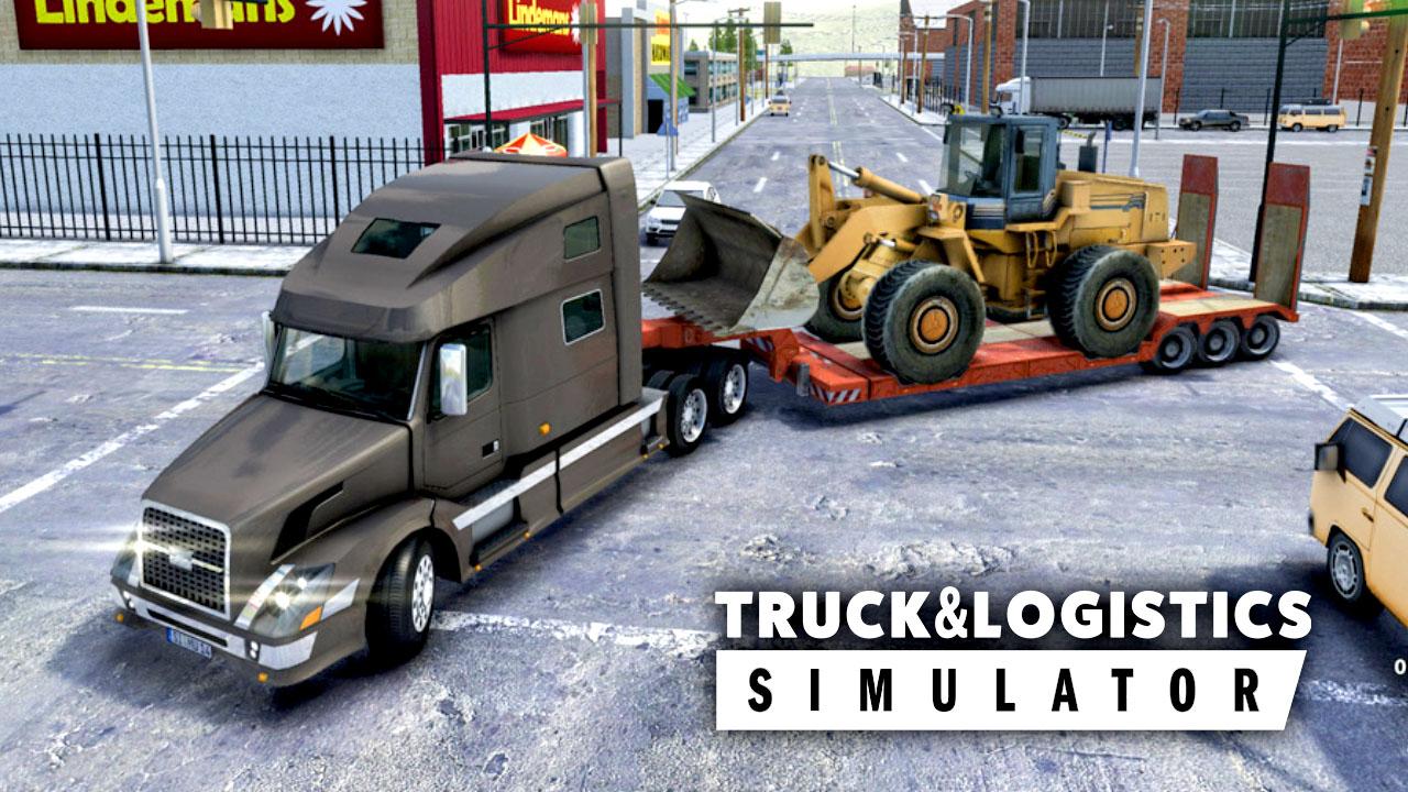 Truck & Logistics Simulator: Anunciada a data de lançamento para Android/iOS