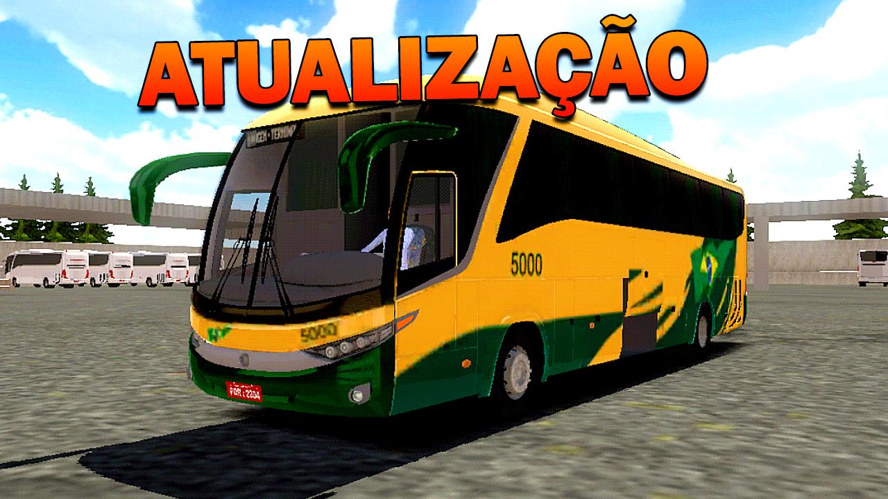 Proton Bus Simulator Road recebe nova atualização, confira as novidades!