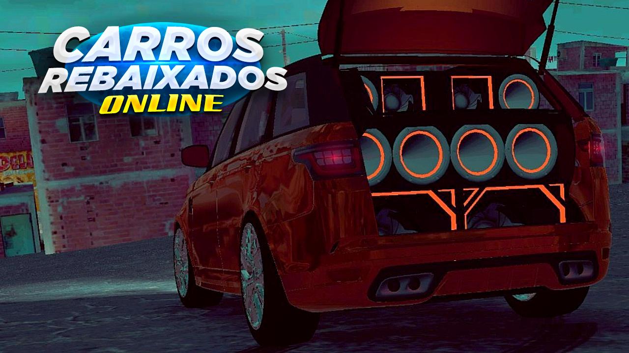 Carros Rebaixados Online recebe nova atualização que melhora significadamente o modo online!
