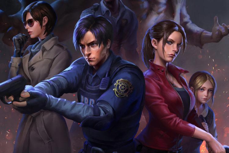 Resident Evil: Mercenários – Volte as origens com o melhor port do Resident Evil para Android!