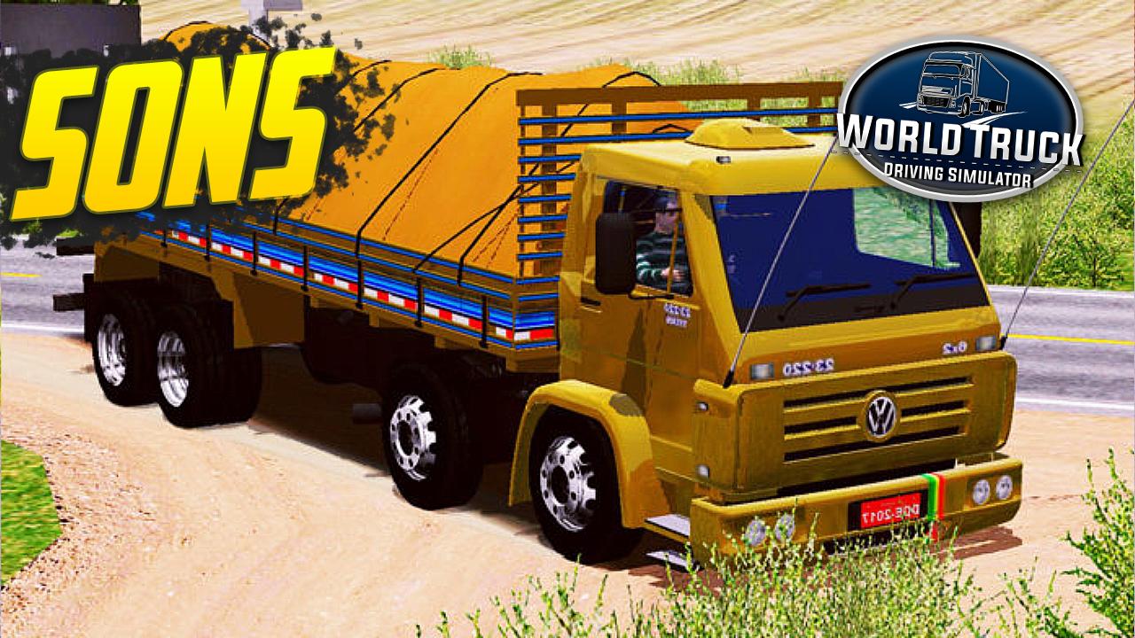 Pack de Sons para VW TITAN – World Truck Driving Simulator