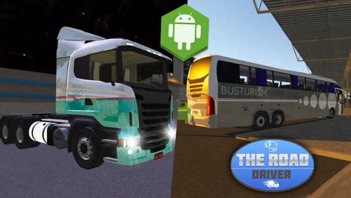 The Road Driver: Jogo de Caminhões e Ônibus para Android (Download)