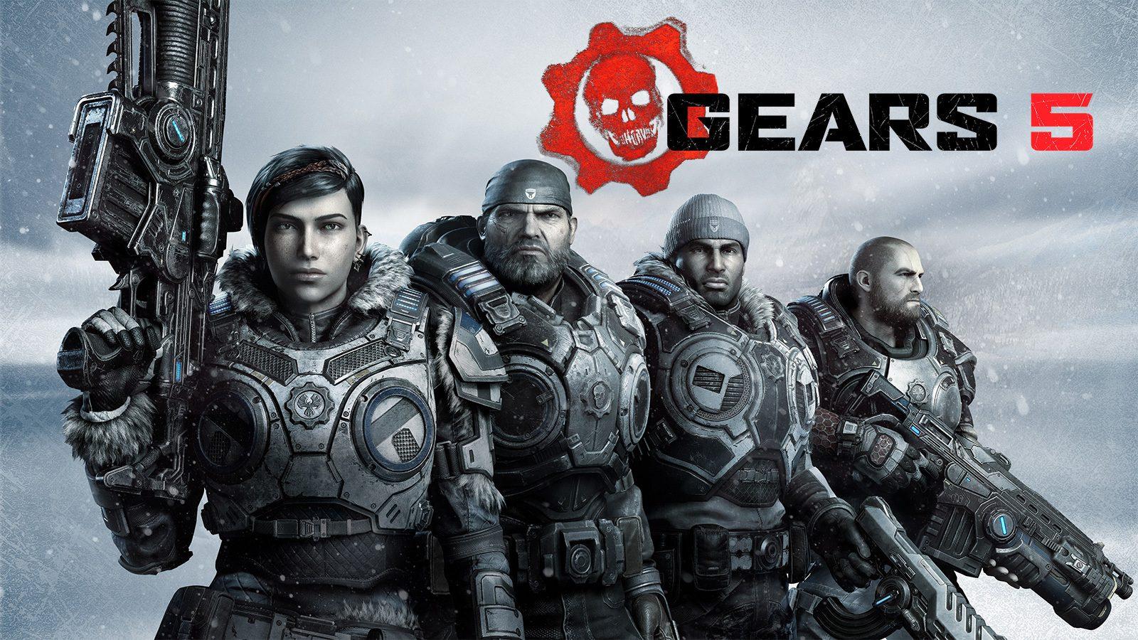 Gears 5 – Campanha: Análise de um iniciante em Gears (PC)