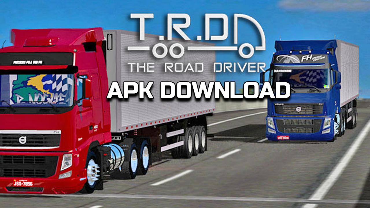 The Road Driver: Jogo de Caminhões e Ônibus – APK Download