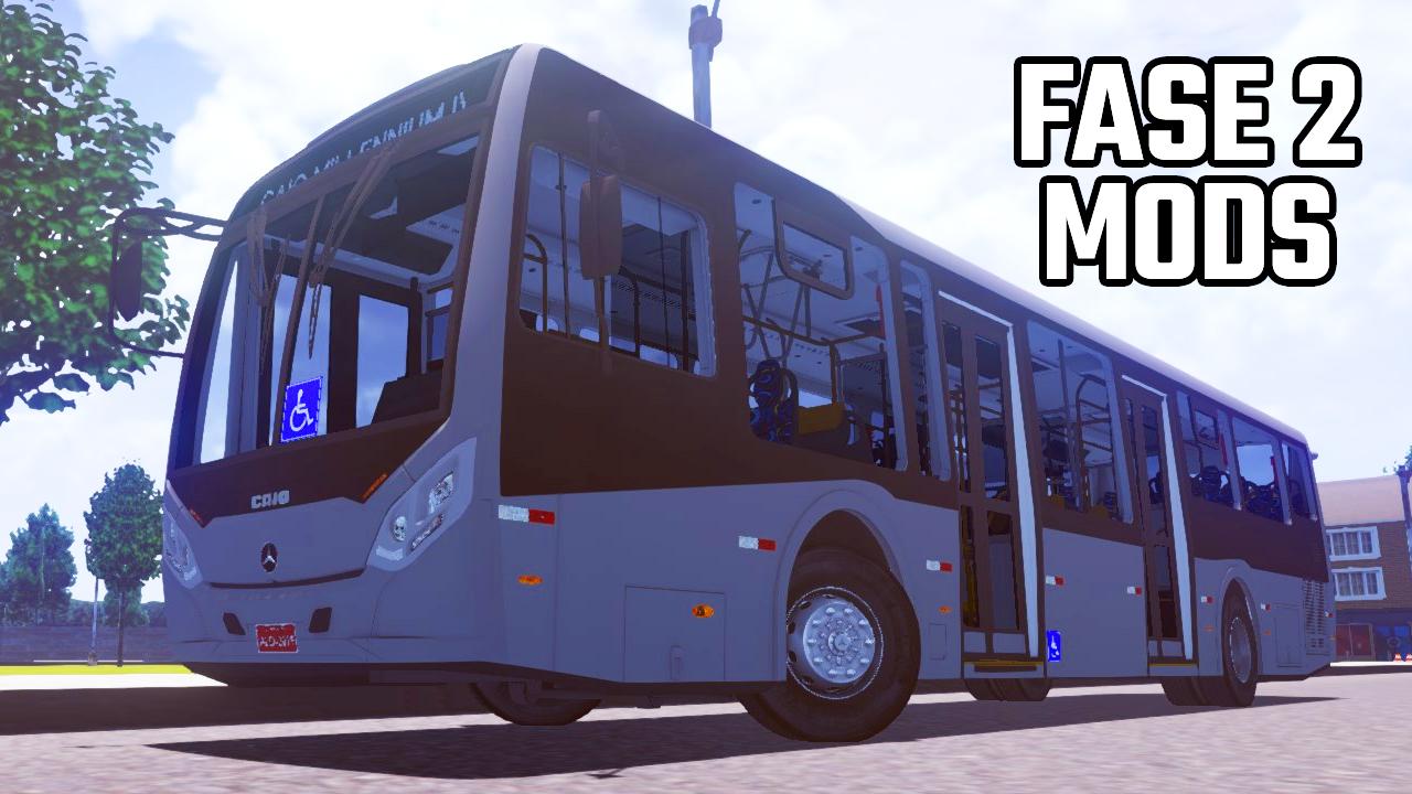 Proton Bus Simulator: Fase 2 do Sistema de Mods deverá chegar em breve!