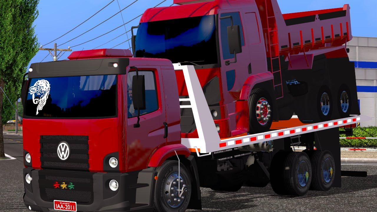 Grand Truck Simulator 2: Gameplay mostra animação da caçamba, confira!