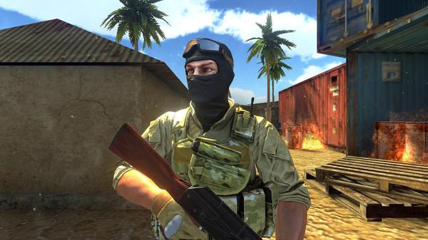 Special Warfare: FPS online e offline com modo zumbi e team deathmatch para Android