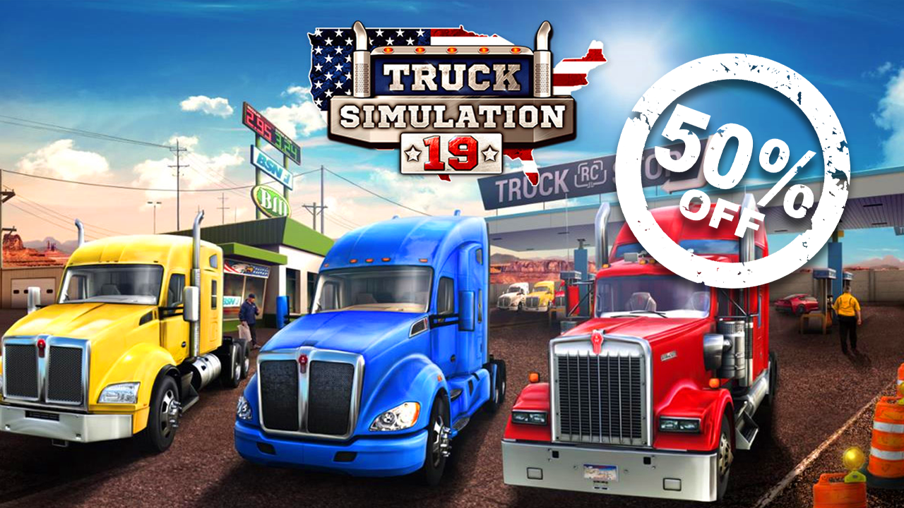 Truck Simulation 19 entra em promoção na Apple Store – Garanta já o seu!