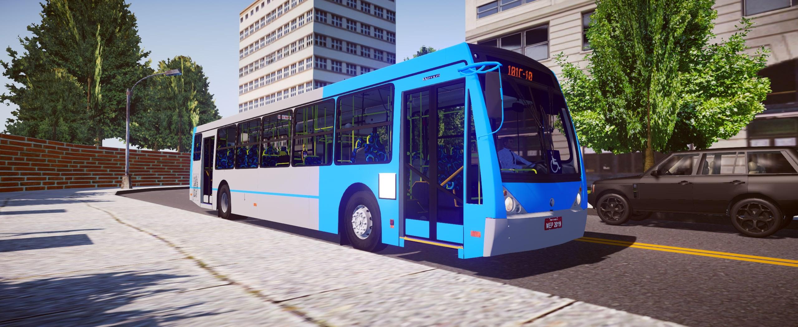 Proton Bus Simulator e Proton Bus Simulator Road é modificado o nome devido problemas