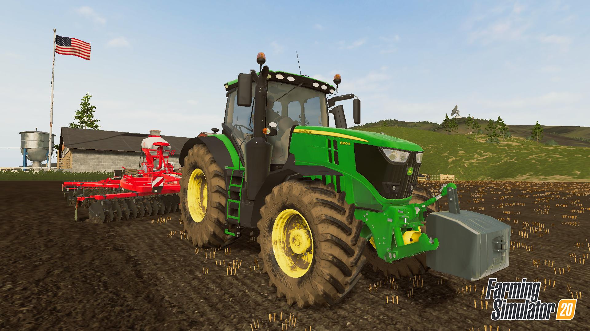 Farming Simulator 20: Função de ajustar a qualidade dos gráficos?