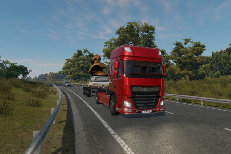 SOEDESCO adia lançamento do Truck Driver no PC (Steam) para 2020
