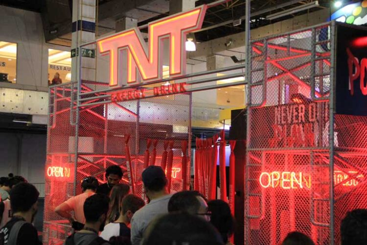 TNT ENERGY DRINK patrocina BGS pelo 4º ano consecutivo