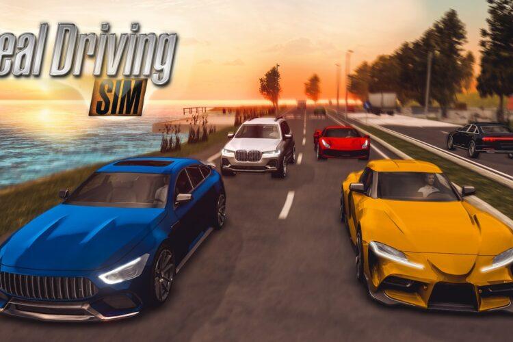 Atualização Real Driving Sim: 3 novos carros, desafio off-road e muito mais! (Download)