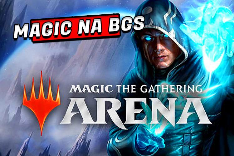 Magic: The Gathering Arena retorna à Brasil Game Show, agora com a versão oficial do jogo e a coleção Trono de Eldraine