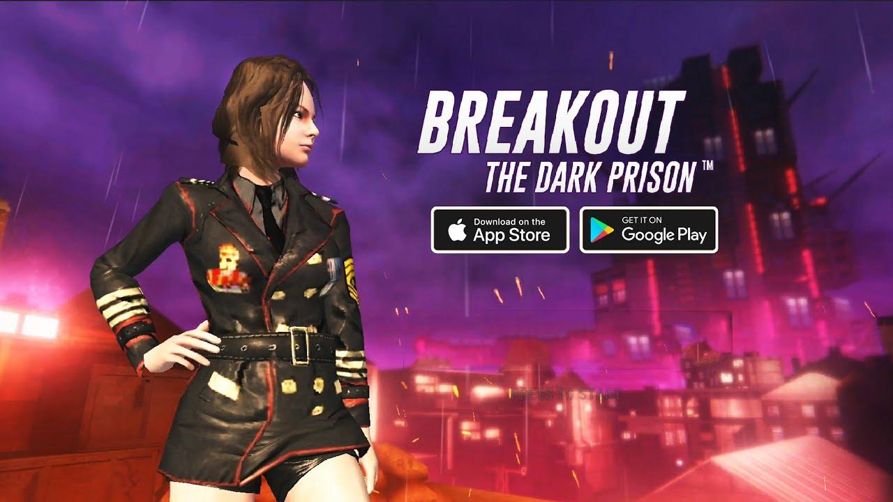 (Novo) Breakout: Dark Prison – Jogo de ação e aventura com modo história incrível (Download)