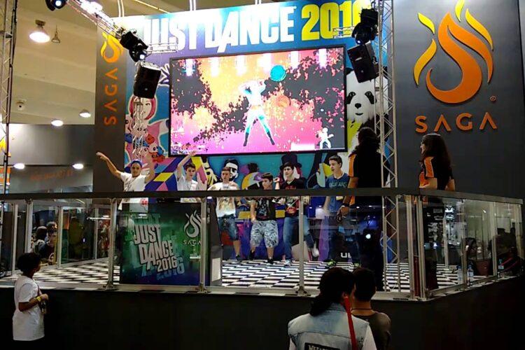 SAGA presta homenagem à história dos games na BGS 2019