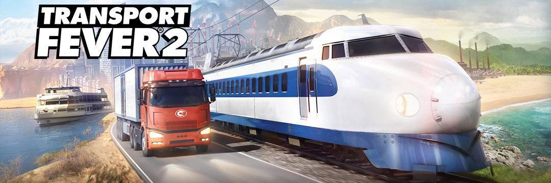 Transport Fever 2 – Data de lançamento é anunciada para 2019