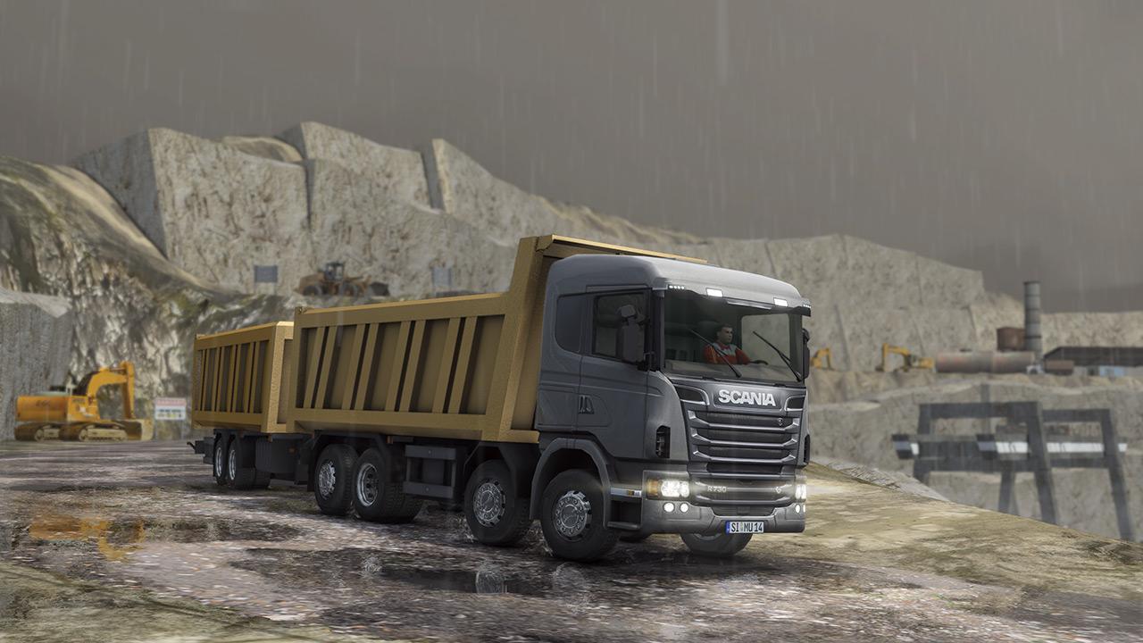 Truck & Logistics Simulator tem dia planejado para lançar
