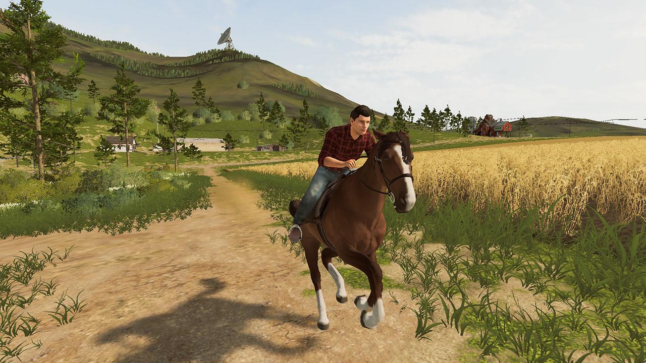 Farming Simulator 20: Não será possível explorar o mapa a pé