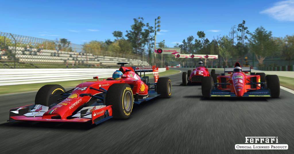 Real Racing 3 recebe atualização com evento da Fórmula 1