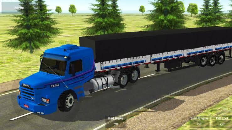 Grand Truck Simulator 2: Sistema de tráfego está incrível, venha conferir!