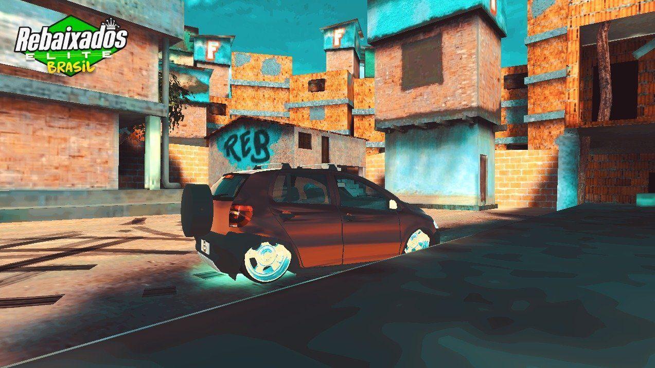 Rebaixados Elite Brasil: Confira imagens exclusivas da nova favela do jogo!